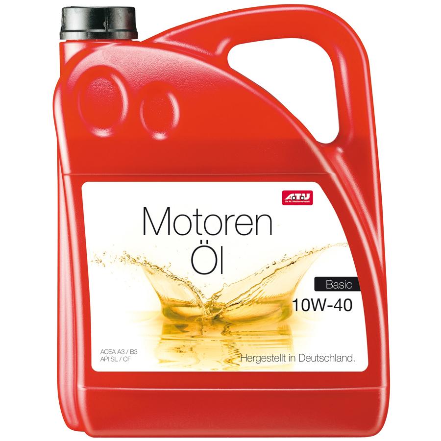 10W-40 HC-Synthese Motoröl, 5 Liter für unter 10 Euro (Offline/Abholung)