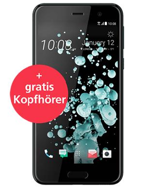 HTC U Play + JBL T 450 BT für 421€