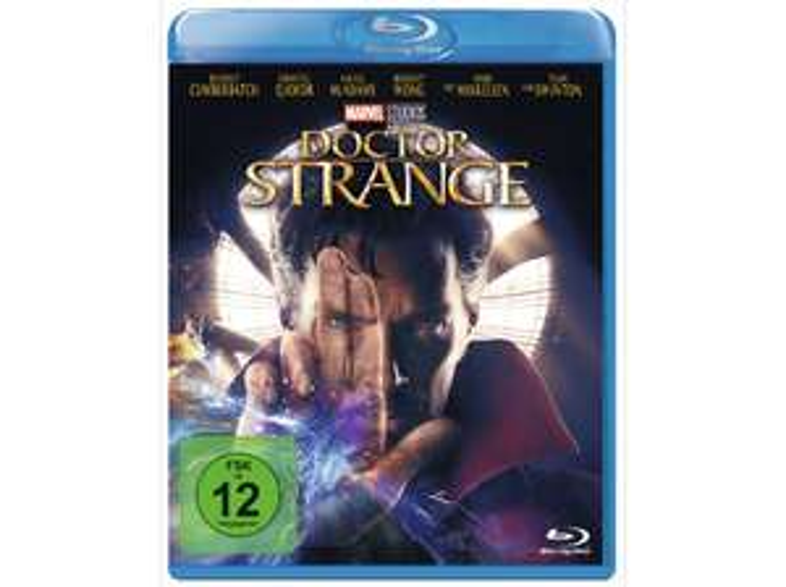 Doctor Strange Blu-ray Mediamarkt [Lokal Berlin?]