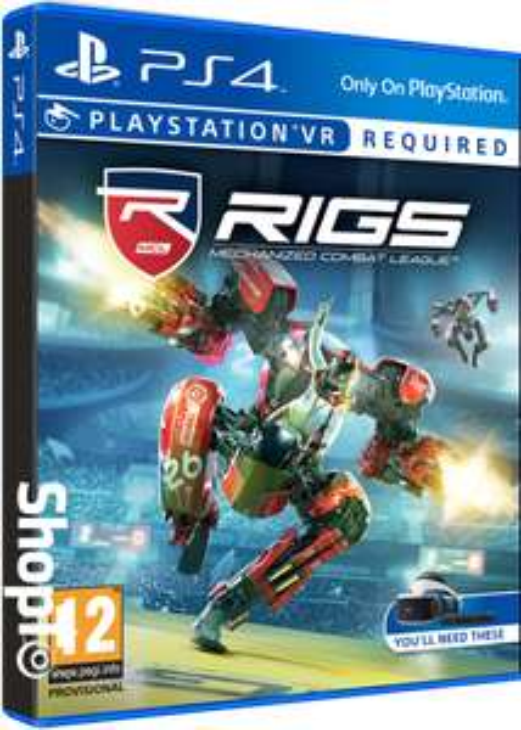 RIGS Mechanized Combat League (PS4-VR) für 29,80€ inkl. VSK (Shopto)