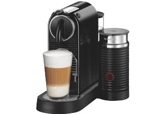 [MediaMarkt] Nespresso DELONGHI EN 267.BAE Citiz&Milk Kapselmaschine Schwarz 124,99 € bei Lieferung in Filiale