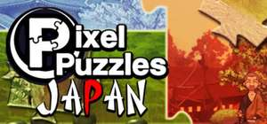 [STEAM] Pixel Puzzles: Japan (6 Sammelkarten) @Gleam