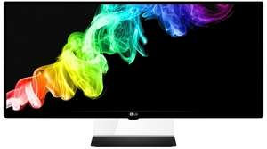 [tinte-sandte.de] LG 34UM94C-P.AEU 86,4cm (34 Zoll) Monitor (3440x1440, 2x HDMI 1.4, USB 2.0/3.0, 5ms Reaktionszeit) schwarz