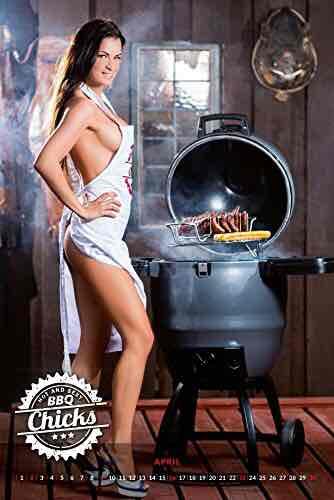 BBQ-Chicks erotischer Grillkalender 2017 - 11,90€ statt 16,90€ ~30% Ersparnis
