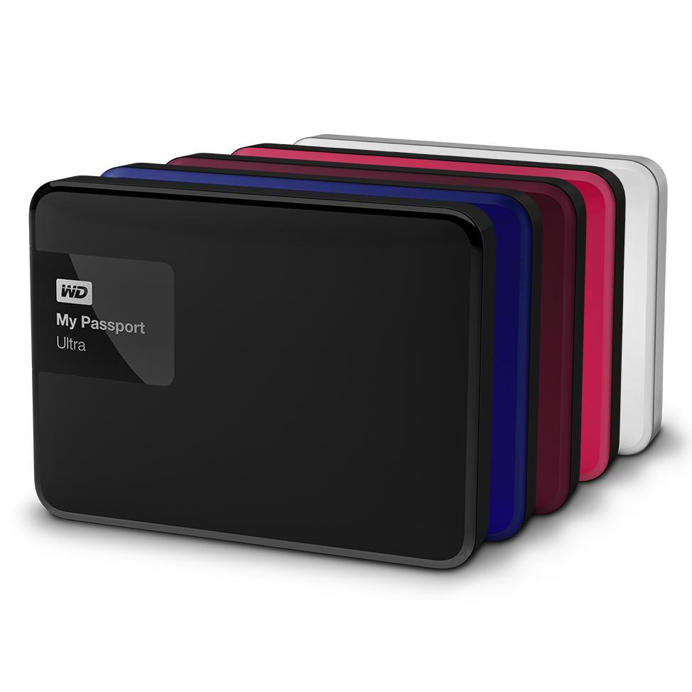 2TB WD My Passport Ultra (Recertified) + WD Grip Pack für 64,99 inkl. Versand im WD-Store