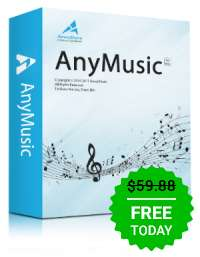 Giveaway of the day — AmoyShare AnyMusic 1.0