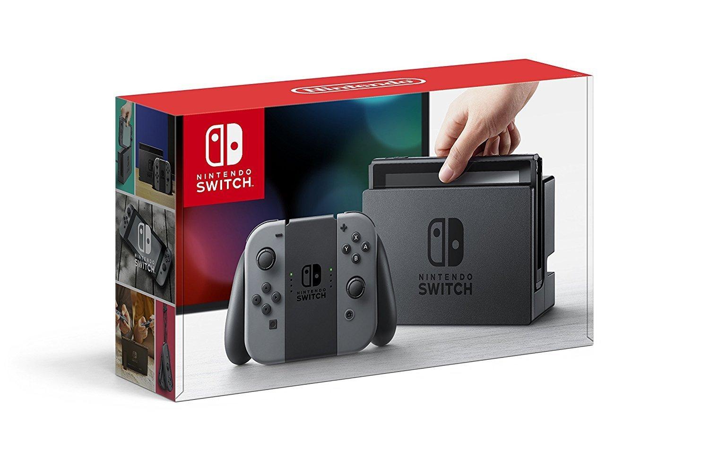 "Nintendo™ - Konsole ""Switch"" (Grau) ab €292,19 [@Allyouneed.com]"