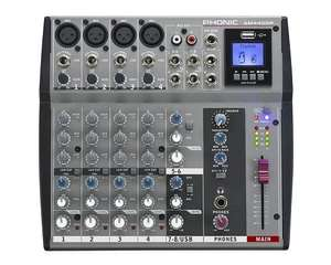 Amazon Deal: Phonic AM 440 DP DJ-Mixer - Audio-Mixer für nur 77,45
