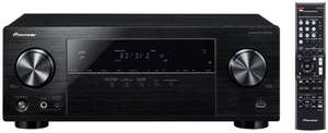 Pioneer VSX-531-B 5.1 Receiver (130 Watt Pro Kanal, Bluetooth, HDCP 2.2, Eco-Mode, 4K Ultra HD Passthrough) für 188 (eBay)