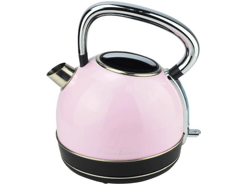 SCHAUB LORENZ SL W1 SP Wasserkocher Pink (2200 Watt) 44€ Media Markt