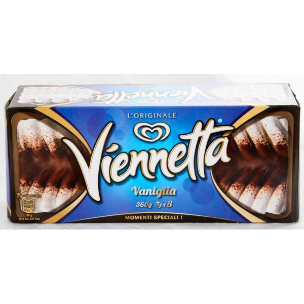 Viennetta Vaniglia 500ml für 0,69€ // Ben & Jerry's Himbeere 500ml für 1,99€ [KRÜMET]