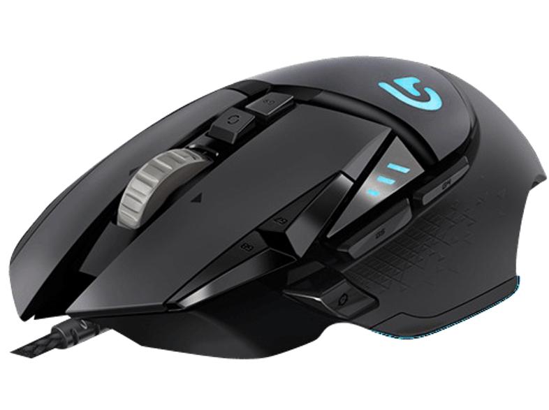 Logitech G502 Proteus Spectrum Gaming Maus für 49,99€ (Saturn)