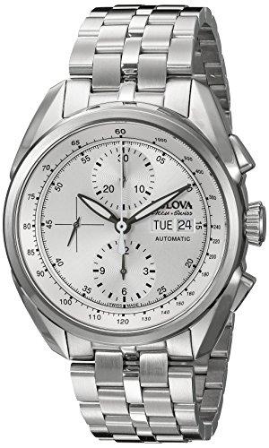 Bulova Swiss Made Automatik Chronograph (bei amazon.com)
