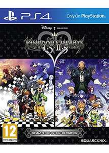 Kingdom Hearts HD 1.5 + 2.5 Remix (PS4) für 35,54€ (Base.com)