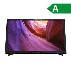 [Redcoon] Philips 22PFK4000/12, EEK A, LED-Fernseher, Full HD, 22 Zoll, sw