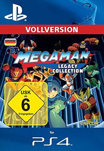 Mega Man Legacy Collection (PS4) für 5,99€ (Amazon)