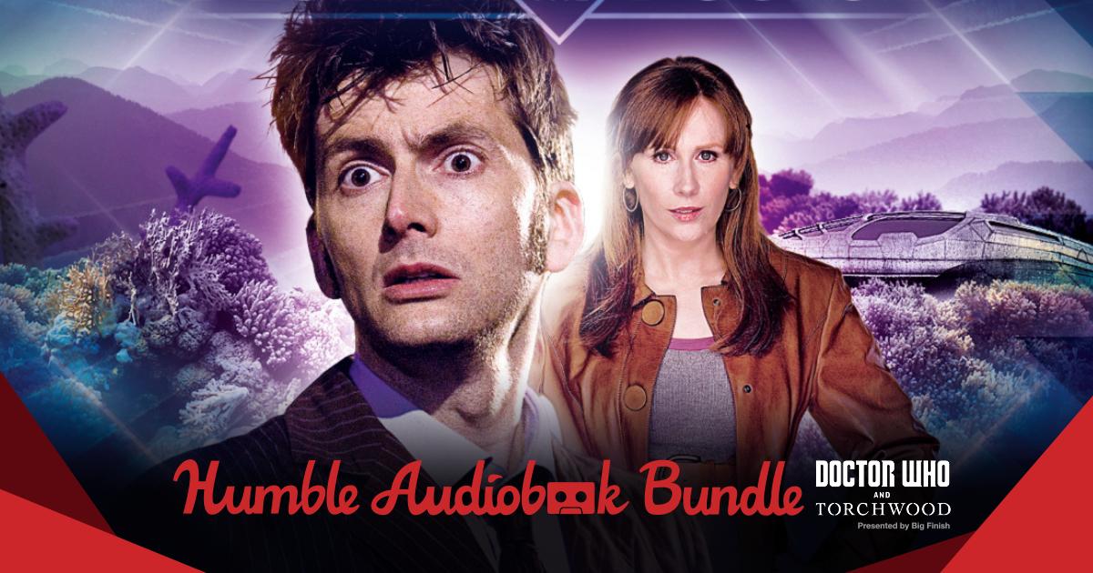Humble Audio Bundle: Doctor Who & Torchwood