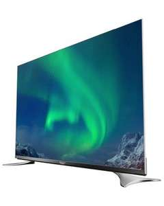 [Amazon] SHARP LC-49XUF8772ES 123 cm (49 Zoll) Fernseher (4K, Smart TV, Active Motion 800, DVB-T/T2/C/S2, H.265 HEVC, Bluetooth)