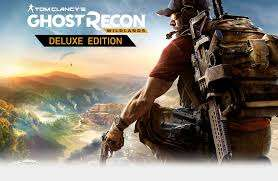 [Origin] Tom Clancy's Ghost Recon® Wildlands Deluxe/Gold Edition  (vpn)