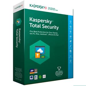 Kaspersky 2017 3 Geräte für 1 Jahr