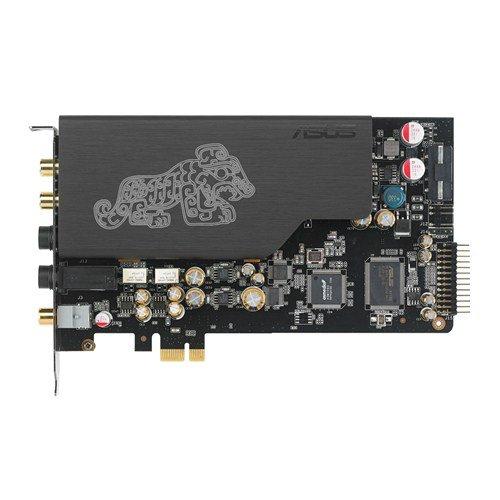 [Amazon Blitzangebote] Asus Essence STX II Soundkarte (Kopfhörer-Verstärker bis zu 600 Ohm, 124dB (SNR) für 169,21€ statt 196€