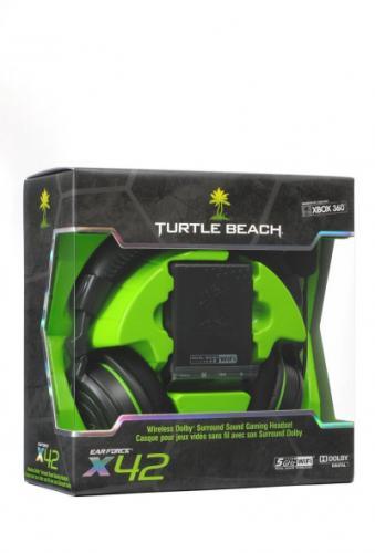 Turtle Beach Ear Force X42 5.1 Gaming Headset Gamer Kopfhörer für XBOX 360 ONE