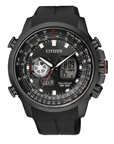 Citizen Promaster Sky Herren Armbanduhr Eco-Drive Solar JZ1065-05E für 197,80€ [real]