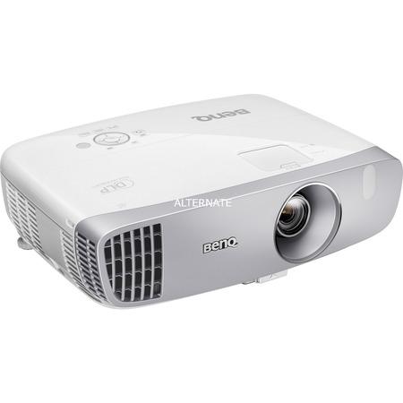 """BenQ Heimkino DLP-Projektor Full HD, 3D, Lens-Shift """"W1110"""""""