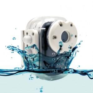 INSTAR IN-DV1215 100799 HD Mini Action-Kamera (720p, 3 Megapixel-Lens, micro-SD Kartenslot) inkl. wasserdichtes Gehäuse und universal Halterungen schwarz - inkl. Versand