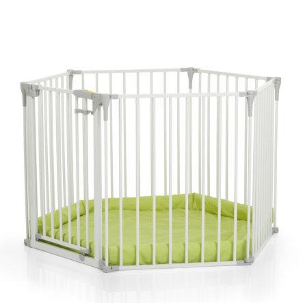 hauck Baby Park Konfigurationsgitter (Laufstall oder Abgrenzung) für 83,99€ versandkostenfrei bei [babymarkt]