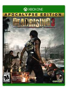 [microsoftstore.it] Xbox One | Dead Rising 3 | Zoo Tycoon | Sunset Overdrive uvm ab 7,99 €