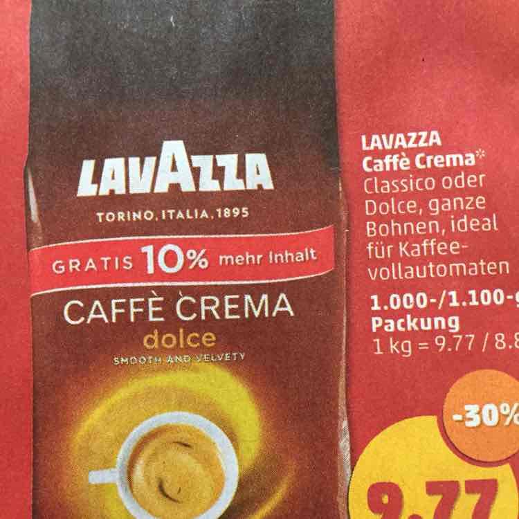 Penny / Lavazza Caffé Crema / Freitag 17.03 und Samstag 18.03.