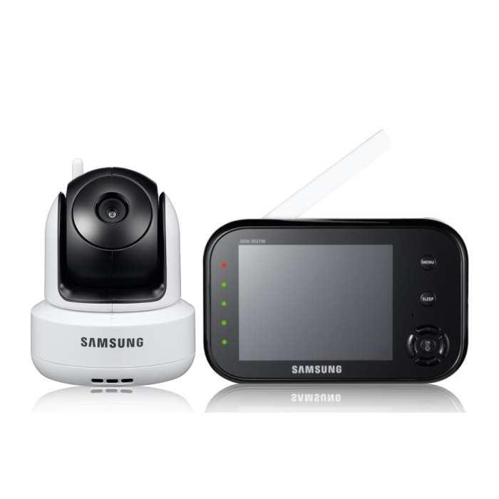 Samsung SEW-3037/EX Video-Babyphone für 92,98 EUR inkl. Versand