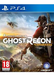 Tom Clancy's: Ghost Recon Wildlands (PS4) für 48,54€ inkl. VSK (Simplygames)