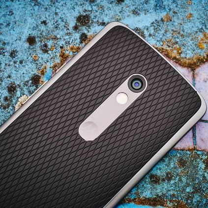 Motorola Moto X Play LTE (5,5'' FHD IPS, Snapdragon 615, 2GB RAM, 16GB eMMC, 21MP Kamera, Quickcharge, Android 7 für 189,71€ (Amazon.fr)