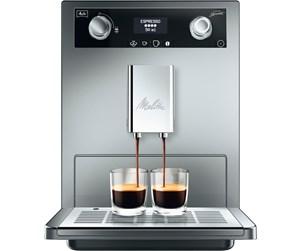 [Proshop] Melitta E 965-101 Caffeo Gourmet Kaffee-Vollautomat silber/schwarz für 302,99€