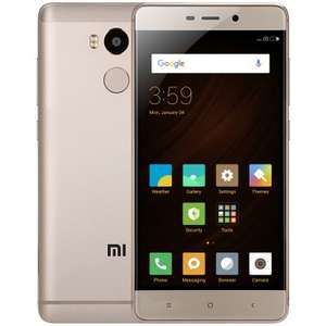 [Gearbest] Xiami Redmi 4 4G/Pro/Prime 3GB - Internationale Version Gold/Silber - 155,66€