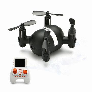 [Banggood] MJX X909T X-SERIES Mini 5.8G FPV With HD Camera 3D Flips RC Quadcopter RTF Schwarz Modell 2