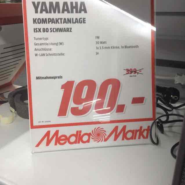 Lokal Hildesheim Yamaha isx 80