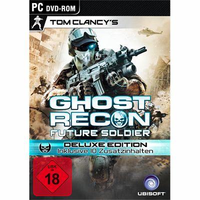 Ghost Recon Future Soldier Deluxe Edition für 5€ (Ubisoft)