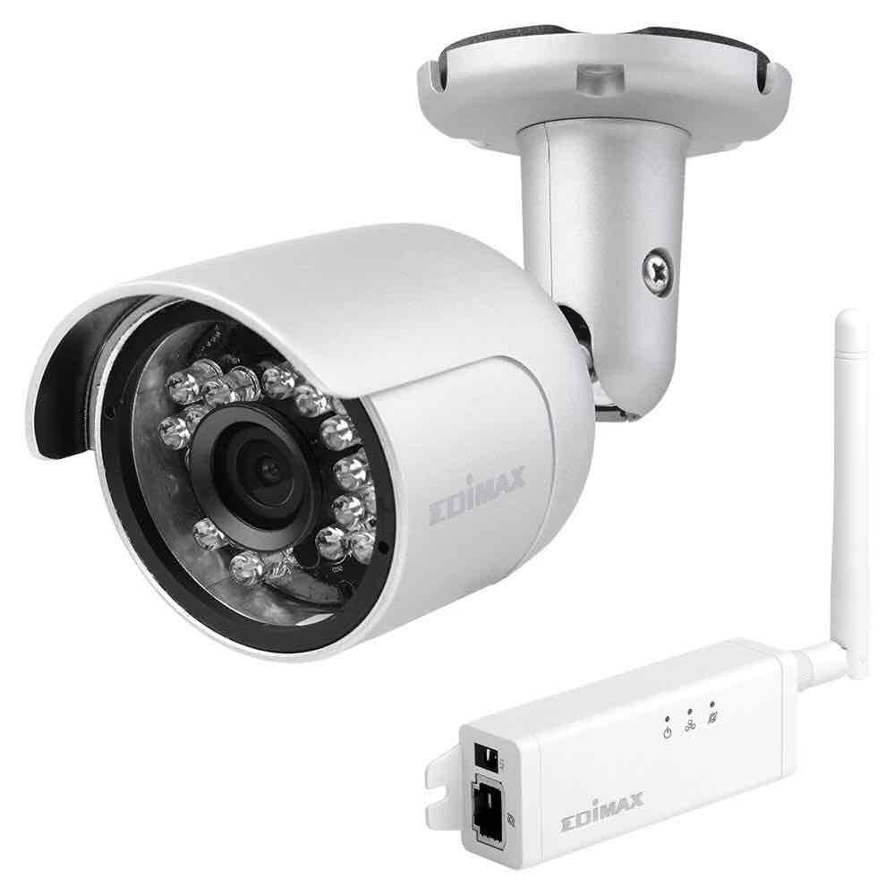 [Notebooksbilliger] Edimax IC-9110W Smart HD Mini Outdoor-Netzwerkkamera (HD-Auflösung, WLAN, Tag & Nacht) für 99,90€