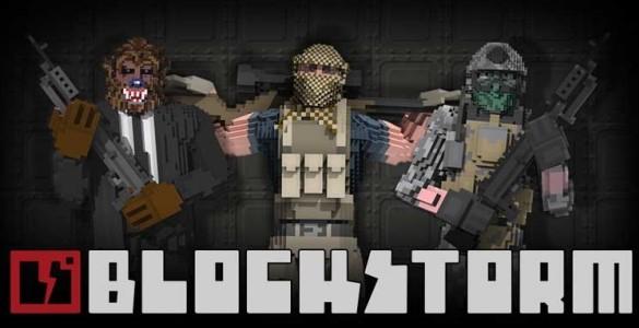 (Steam) Blockstorm gratis bei Indie Gala