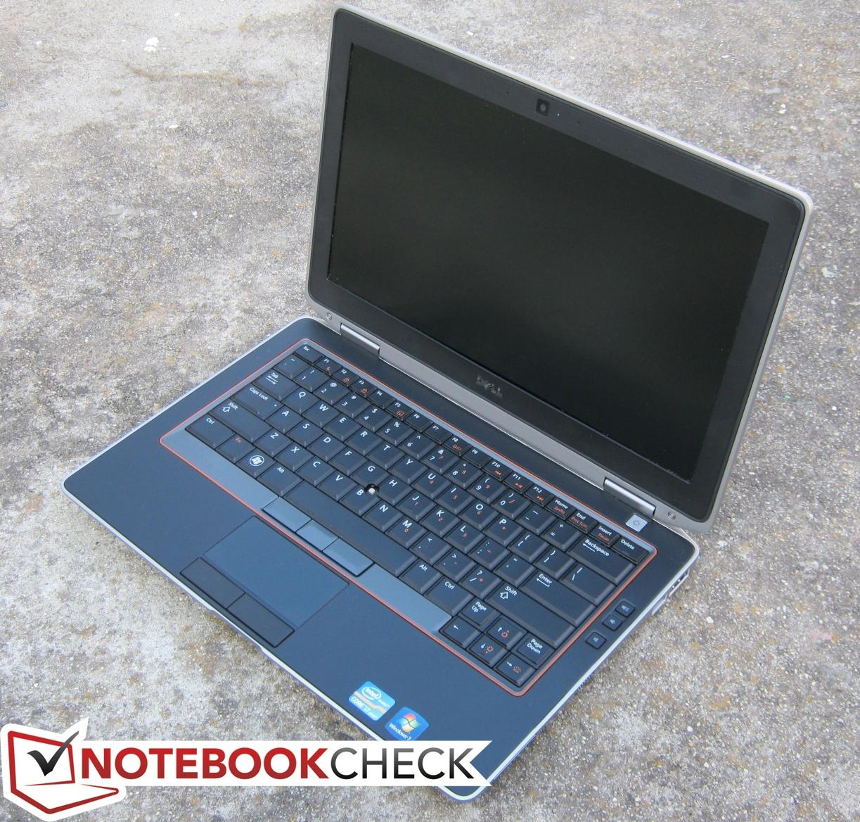"Dell Latitude E6320 13,3"" Notebook mit Core i5, 8GB-Ram, 256GB SSD, UMTS, W7Pro - generalüberholt - für 304,- bei Alternate Zackzack"
