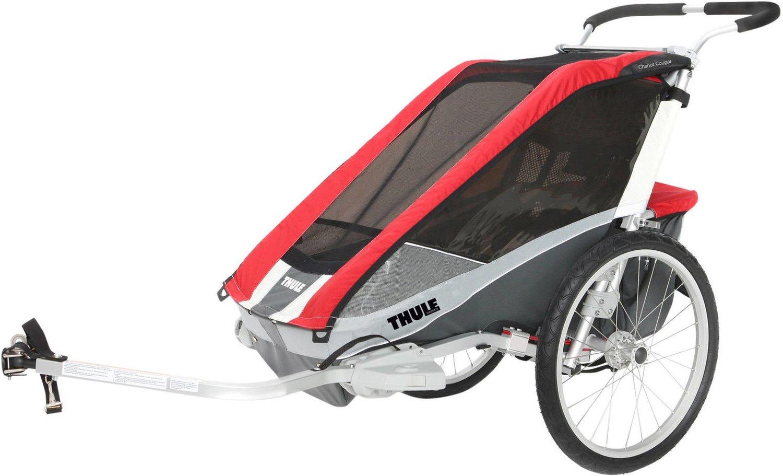 [UK]  Thule Chariot Cougar 2 Fahrradanhänger mit Fahrradset für 534,15 inkl. Versand