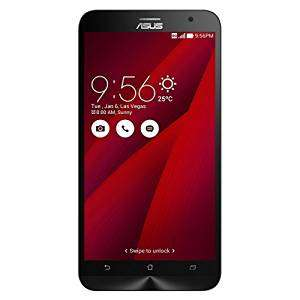 "Asus ZenFone 2 Smartphone, Schermo da 5.5"" Full HD, Processore Quad Core 2,3 GHz, RAM 4 GB, 32 GB, 4G/LTE bei Amazon.it"