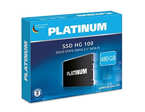 Platinum HG 100 480 GB SSD SATA III (VORBESTELLUNG)