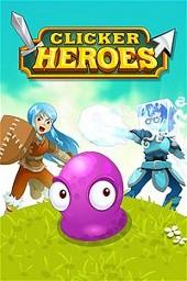 Clicker Heroes Xbox One Freebie MS Marktplatz