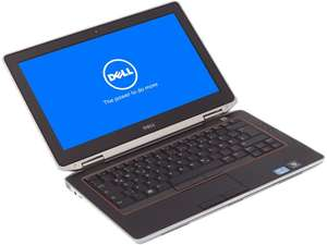 "Dell Latitude E6320 - 13"" i5-2520 8GB 256GB SSD UMTS Win7"
