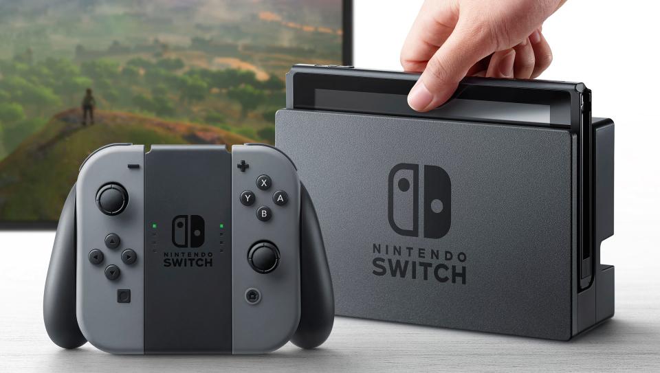 Nintendo Switch bei Amazon WHD vorbestellbar für 295,29