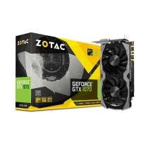 Zotac GeForce GTX 1070 Mini, 8GB GDDR5, DVI, HDMI, 3x DisplayPort (ZT-P10700G-10M)